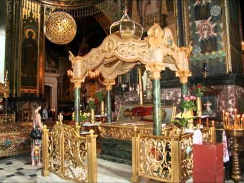 Молитва всем святым и матроне московской