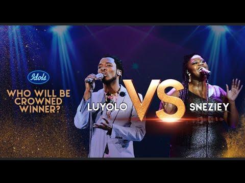 Idols SA LIVE FINALE ! Idols South Africa