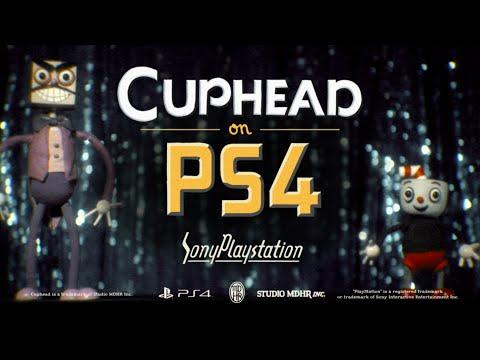 Trailer de lancement de Cuphead
