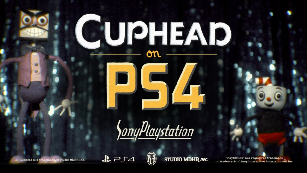 MDHR工作室宣佈《茶杯頭》將於今日登陸PS4 Maxresdefault