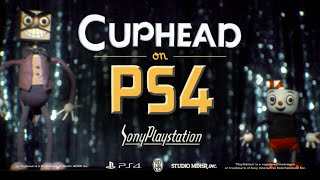 Good golly!! The all-cartoon magical Wondergame Cuphead is headed to PlayStation 4! To celebrate, we partnered with the team at Stop Motion Department to create this animated short for your enjoyment.  Download the game now on the PlayStation Store: https://store.playstation.com/en-us/product/UP8062-CUSA20499_00-CUPHEAD000000000  In Cuphead, take on massive, screen-filling bosses in a run & gun platformer inspired by classic cartoons of the 1930s, featuring traditional hand drawn cel animation, watercolor backgrounds, and original jazz recordings. Play as Cuphead or Mugman (in single player or local co-op) as you traverse strange worlds, acquire new weapons, learn powerful super moves, and discover hidden secrets while you try to pay back your debt to the devil!  To stay up to date on all things Cuphead, follow Studio MDHR on Twitter at http://www.twitter.com/studiomdhr, or on Facebook at http://www.facebook.com/studiomdhr  CREDITS (Music): Elizabeth Acker - Piano Alana Bridgewater - King Dice Michael Murphy - Xylophone Cuphead - Himself  Composed by - Kristofer Maddigan Lyrics - Chad Moldenhauer, Kristofer Maddigan Produced at Canterbury Music Company in Toronto, Canada Engineered and mixed by Julian Decorte  CREDITS (Stop Motion Animation): Director/Designer/Animator: Philip Eddolls Head of Puppets: Karen Valleau Armatures/Costumes: Lauren Craig Production Manager: Annick Counihan Compositing: Evan DeRushie