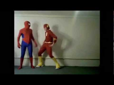 B.Grimm & DJ Excellence - Superhero (2012)