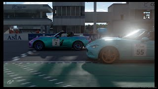 Gran Turismo SPORT GT League Race: The AI is Driving Crazy!