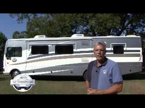 RV101.TV - RV Roof Care & Maintenace Tips