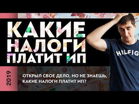 Какие налоги платит ИП? Открыл свое дело, но не знаешь, какие налоги платит ИП? | Александр Федяев