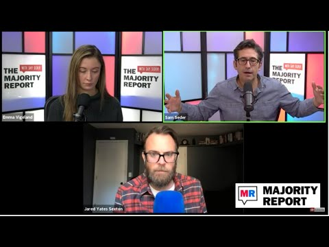 How America Conquered the World, Failed Its People w/ Jared Yates Sexton - MR Live - 12/8/20