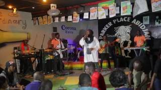 MALAYKY and The RADYKAL ROOTS – « EDUCATION » – LIVE at PARKER PLACE