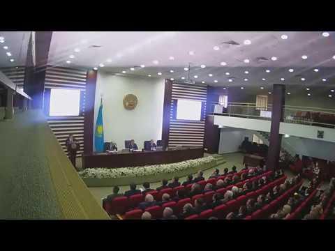 XIII очередная сессия маслихата Алматинской области
