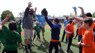 Miracle League of Southeastern Connecticut opens new field for play