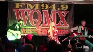Danielle Bradbery  Daughter Of A Workin Man   WQMX Rising Star Showcase