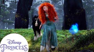 How Merida Changed Her Fate | Disney Princess