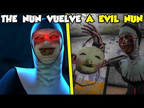 THE NUN VUELVE A EVIL NUN|LasCosasDeMikel