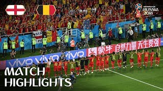 England v Belgium - 2018 FIFA World Cup Russia™ - Match 45