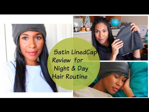 Satined Lined Cap Review: How To Stop Breakage and Keep Healthy Long Hair