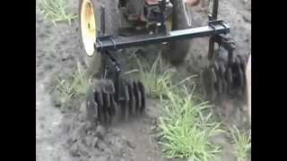 Плоскорез-рыхлитель (регулируемый пружиной, шт) от компании VIN-TIK - видео