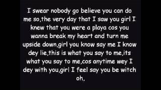 P Square   Say Your Love (Lyrics)