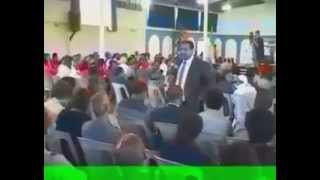 Ethiopian Pastor Dave- Stand Up Comedy