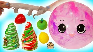 Giant Shopkins Ball ? Squishy Stretchy Toys - Dollar Tree Store Haul Video Cookie Swirl C