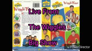 The Wiggles - Song Titles From Wiggle Time! But It's 3 Normal Speeds Together (Reverse)