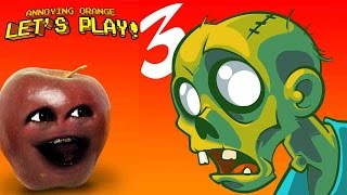 Midget Apple Plays   Stupid Zombies 3