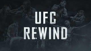 UFC REWIND 2019
