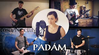 Video ROSA NOCTURNA - Padám  (home lockdown video)