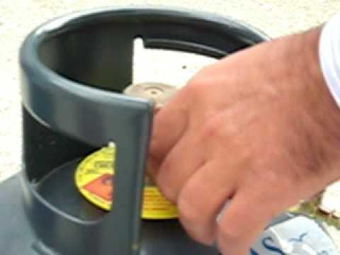 Montaggio riduttore pressione