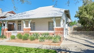 110 Gurwood Street, Central Wagga - SOLD