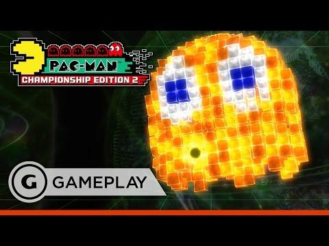 Видео № 1 из игры Pac-Man Championship Edition 2 + Arcade Game Series [PS4]