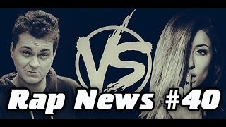 RapNews #40 [Kristina Si vs. Хованский, Тони Раут, Schokk]