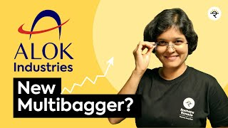 Fundamental Analysis of Alok Industries by CA Rachana Ranade | Should you Invest?