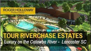Riverchase Estates in Lancaster SC - Luxury on Large Lots