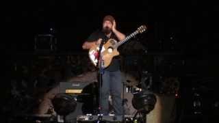 2013-08-30, Zac Brown Band, Toronto, Sic 'Em On a Chicken