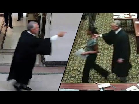 Ohio Judge Forced to Resign for Being Out of Order in His Own Courtroom