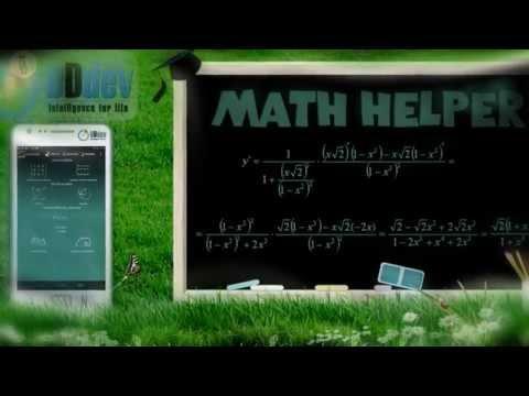 Video of Math Helper Lite - Algebra
