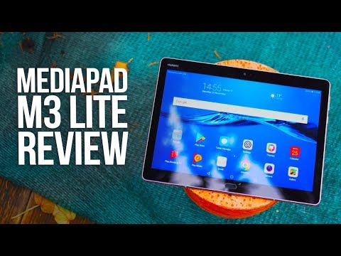 Huawei Mediapad M3 Lite Review – Best Budget Tablet 2017 ?!