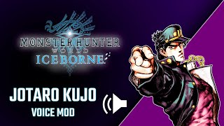 Jotaro Kujo Voice Mod Demo