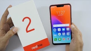 Realme 2 Budget Smartphone with Dual Camera Unboxing & Overview