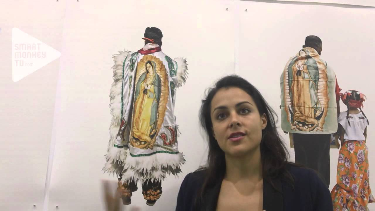 Alinka Echeverria on the Mexican pilgrims of the Virgen de Guadaloupe