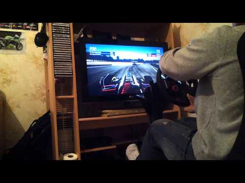 comment installer volant driving force gt ps3