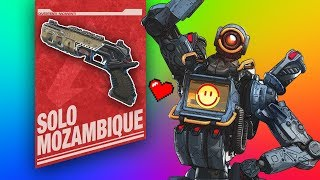 AMO LA MOZAMBIQUE (Apex Legends Divertenti Momenti)