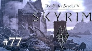 The Elder Scrolls V: Skyrim с Карном. Часть 77 [Замок Волкихар]