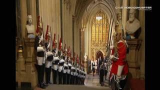 President Obama Visit the British Parliament