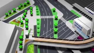 Kaposvár Megyei Jogú Város intermodális pályaudvar és a hozzá kapcsolódó közösségi közlekedés fejlesztése