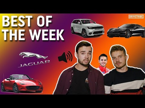 Hennessey Trackhawk footage HAS to be fake?! Best of DriveTribe Ep 6