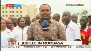 What Jomvu constituency residents expect from president Uhuru's visit, Jubilee in Mombasa