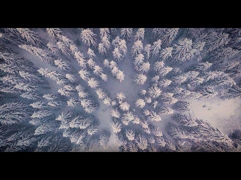 La Vallée d'Aulps en hiver