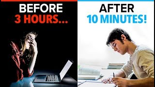 5 BEST Ways to Study Effectively | Scientifically Proven