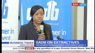 EADB events to boost extractives, participants from E. African countries