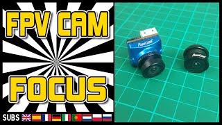 Come mettere a Fuoco la Videocamera FPV